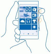 Как сделать фото экрана на нокии